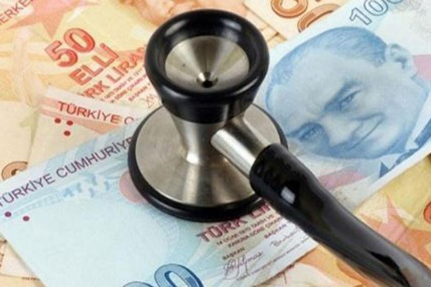 Sağlık için  ödediğimiz para artıyor