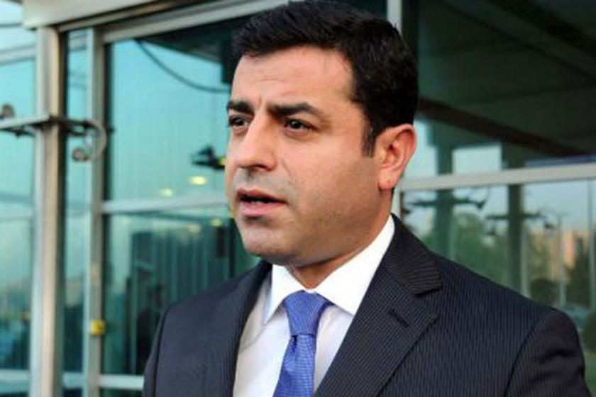 Demirtaş'tan TBMM Başkanlığına sorular