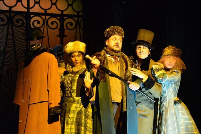 Devlet Tiyatroları'na Dostoyevski Festivali'nde ödül