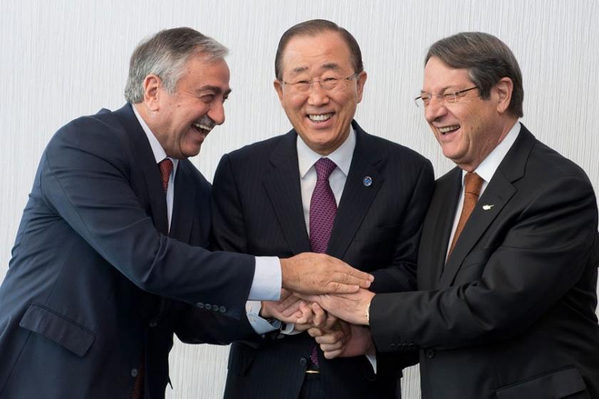 Kıbrıs'ta bütün mümkünlerin kıyısındayız