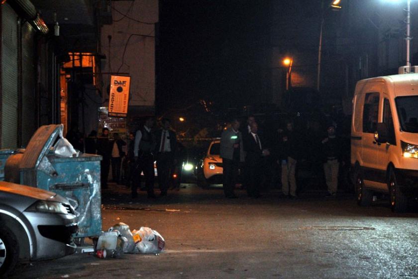 Gaziantep'te iki kıraathanenin önüne el yapımı patlayıcı
