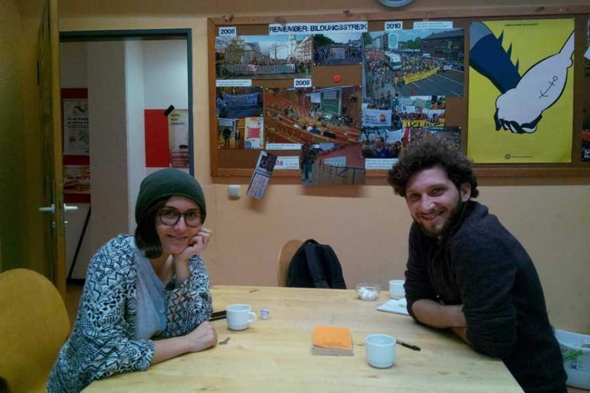 Almanya'dan öğrenci komitesi örneği: AStA*