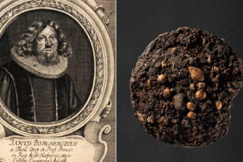300 yıllık tarihi dışkının piskoposa ait olduğu belirlendi