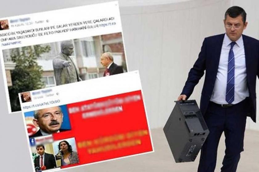 Kılıçdaroğlu'ya hakaretler genel kurulu karıştırdı