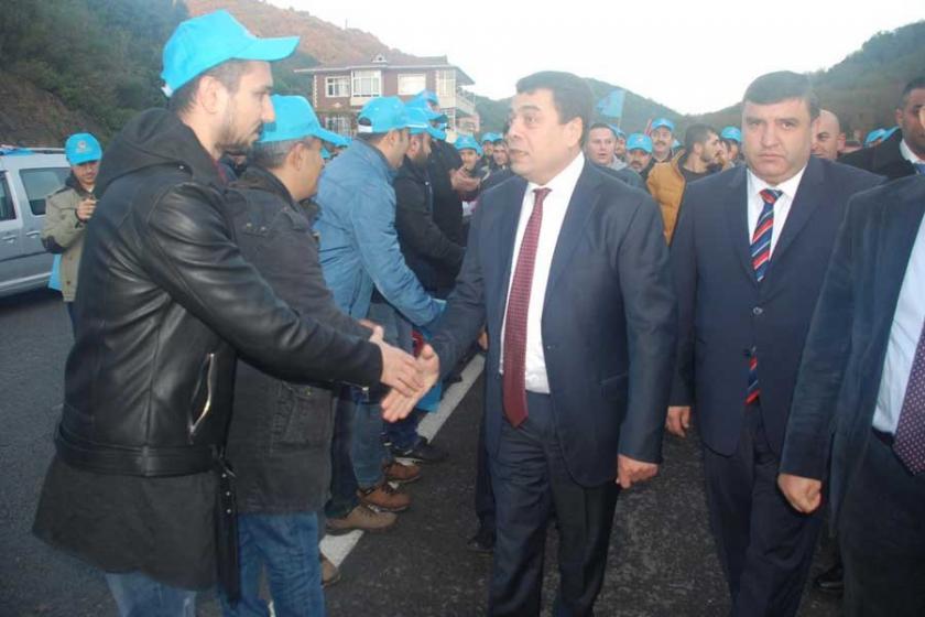 Kavlak: Pazartesi Erdemir'de grev kararı alacağız