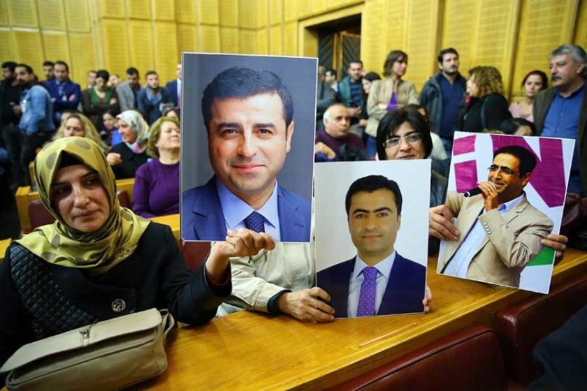Bir yılda 5 bin 530 HDP ve DBP'li siyasetçi tutuklandı