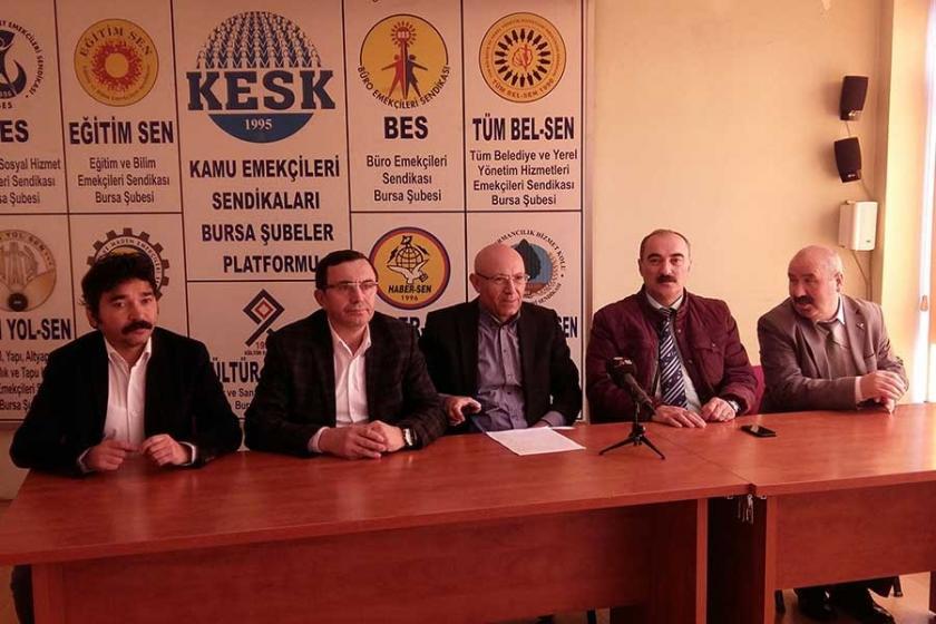 BES: Tutuklu üye ve yöneticilerimiz serbest bırakılsın!