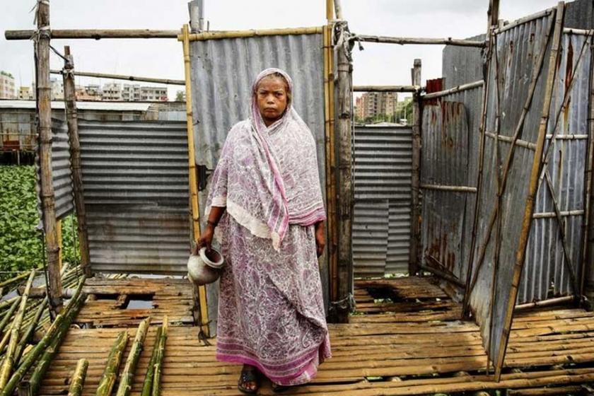 2.4 milyar insanın temiz tuvalete erişimi yok