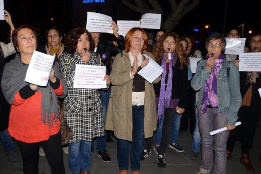 Bodrumlu kadınlardan çocuk istismarında cezasızlığa tepki