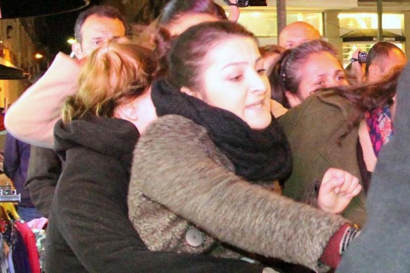 Samsun'daki eylemde gözaltına alınan 12 kadın serbest