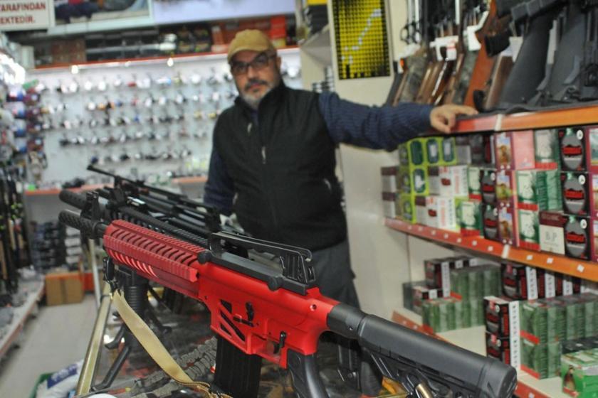 15 Temmuz sonrası tüfek satışları arttı