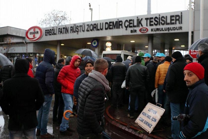 Türk Metal 3 lira zam diyor, işçi sendikacılara güvenmiyor