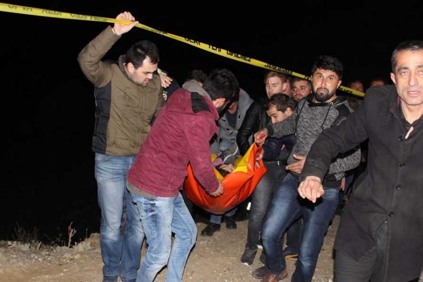 İşçileri taşıyan servis kaza yaptı: 1 ölü 14 yaralı