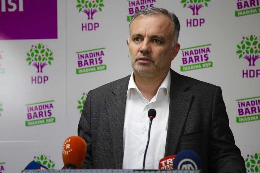 Ayhan Bilgen: Bu ülkede devleti en iyi tanıyan HDP!