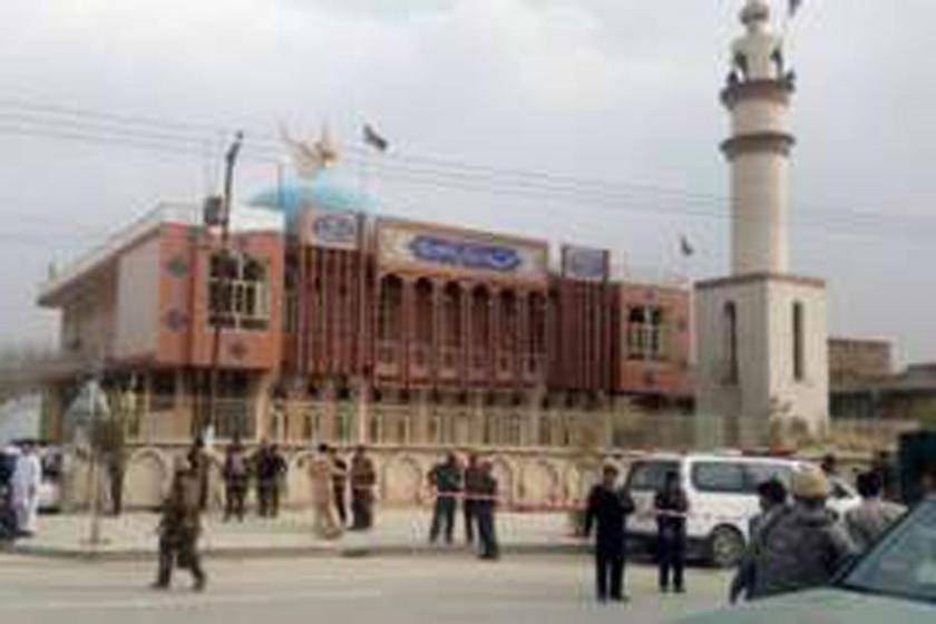 Afganistan'da Şii camisine saldırı: 27 ölü