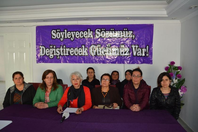 """Antepli kadınlar """"Geri çekilmesi yetmez, mücadeleye devam!"""""""