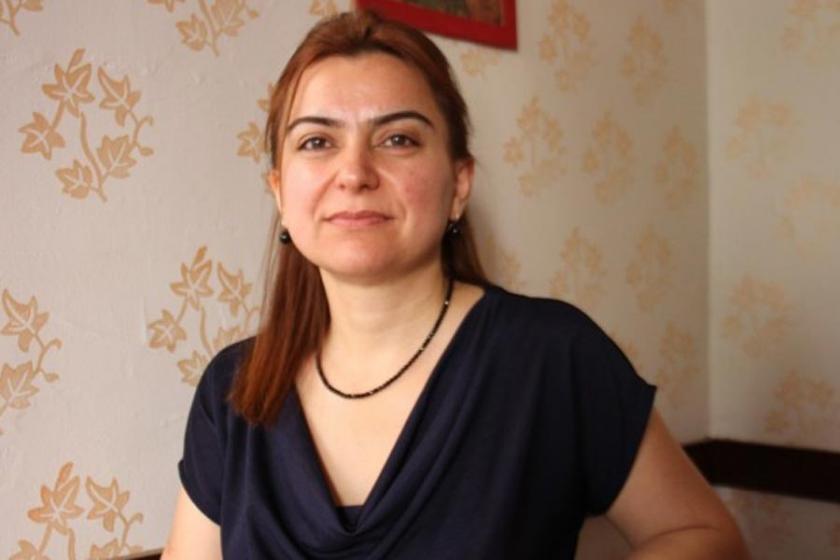 HDK Eş Sözcüsü Gülistan Kılıç Koçyiğit KHK ile işten atıldı
