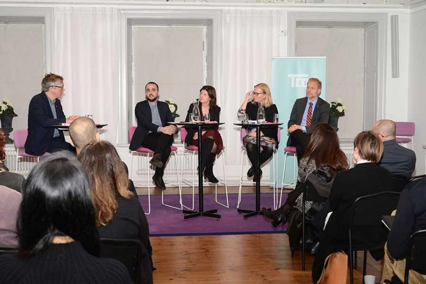 İsveç Türkiye'deki ihlalleri tartıştı
