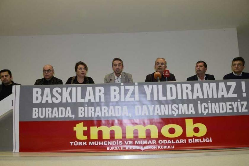 KMO Bursa Şubesi Başkanı Uluşahin serbest bırakıldı