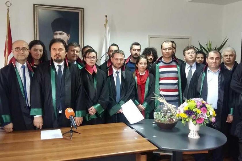 Bursa Barosundan hukuksuzluklara karşı birlik çağrısı