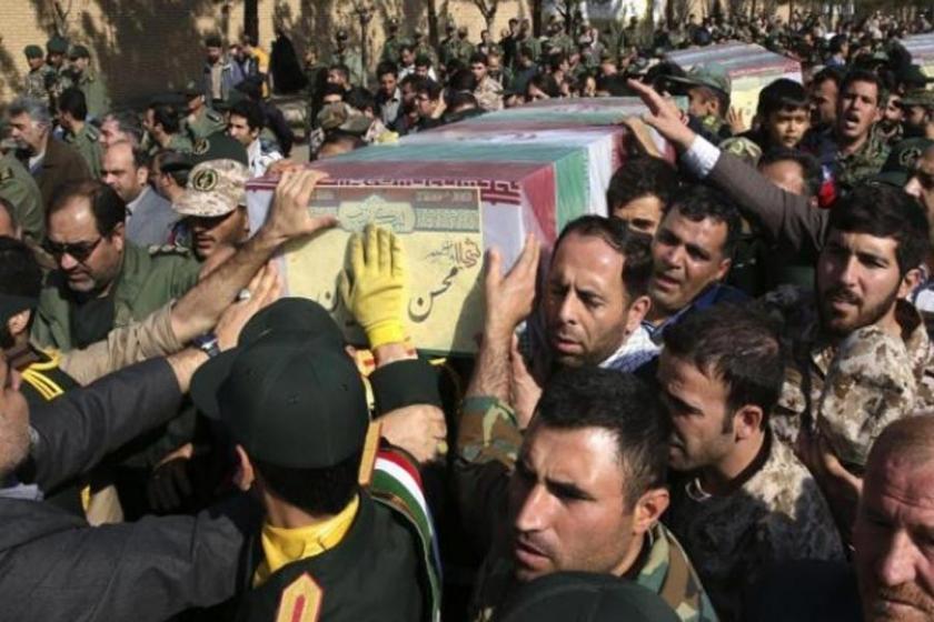 Suriye'de bin İranlı öldü