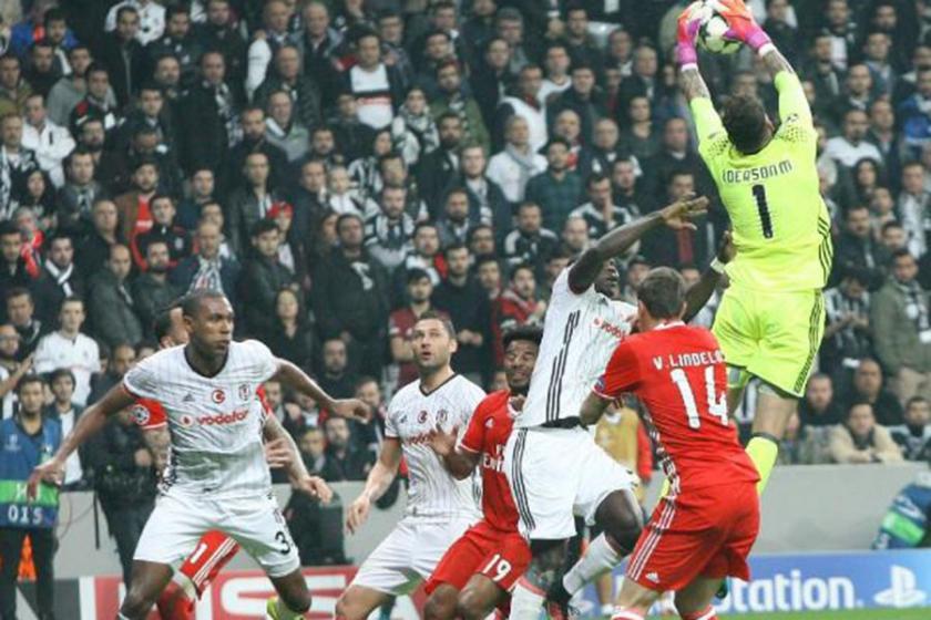 Kartal'dan Benfica karşısında muhteşem geri dönüş: 3-3