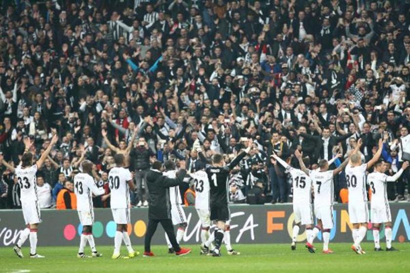 Beşiktaş D. Kiev'in elenmesiyle Avrupa Ligi'ni garantiledi
