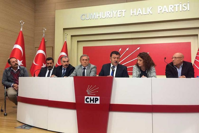 CHP'den kamuda cadı avına tepki