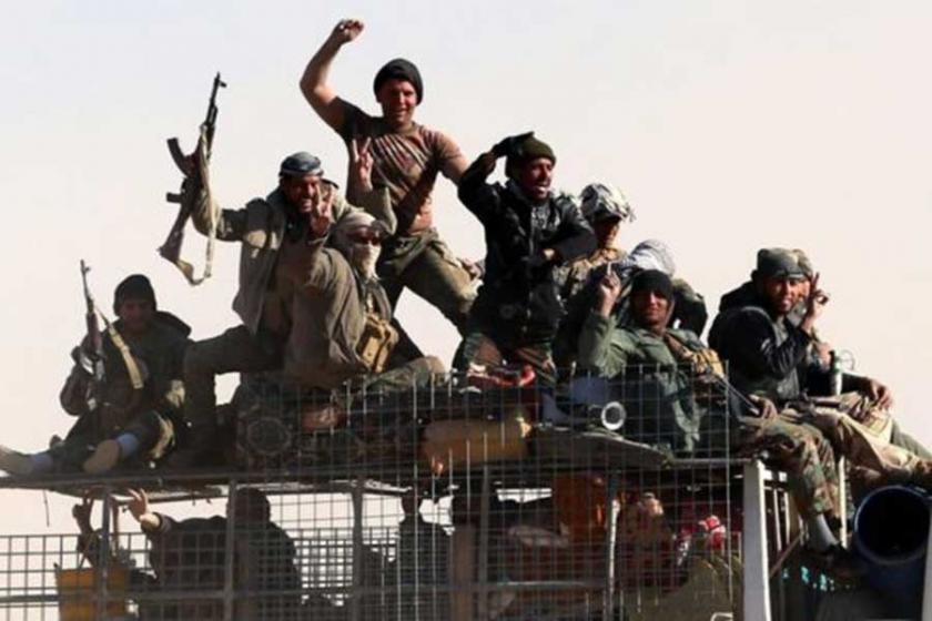 Haşdi Şabi, IŞİD'in batıyla bağlantısını kesti