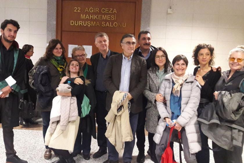 Gazeteci Hasan Cemal hakim karşısına çıktı
