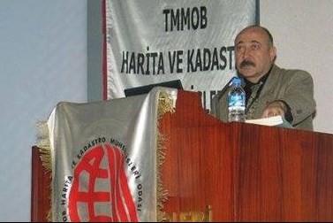 TMMOB'un eski 2. Başkanı Nail Güler, KHK ile ihraç edildi