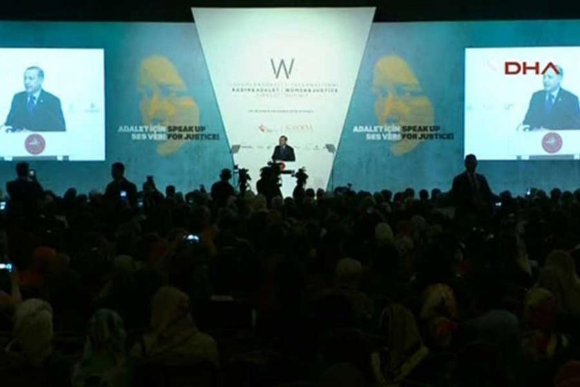 Erdoğan istismar yasasında ısrarcı