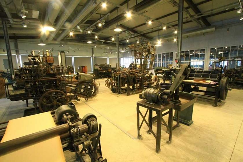 SEKA: Türkiye'nin ilk, dünyanın en büyük kağıt müzesi