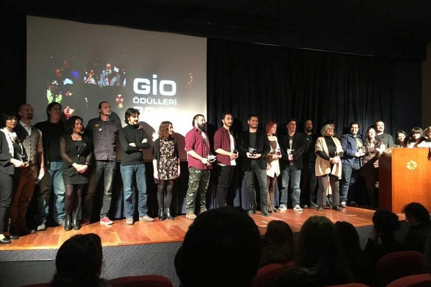 GİO Ödülleri sahiplerine verildi