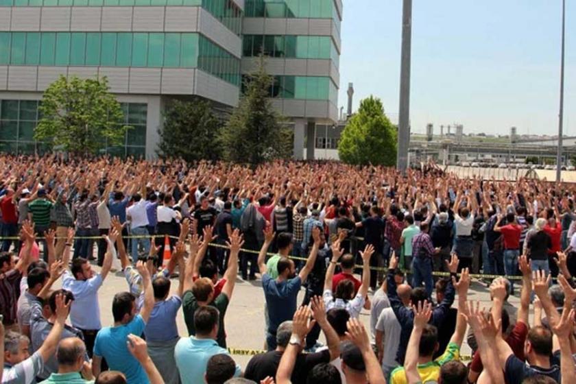 Renault işçileri: İşten atmalara  izin vermemeliyiz