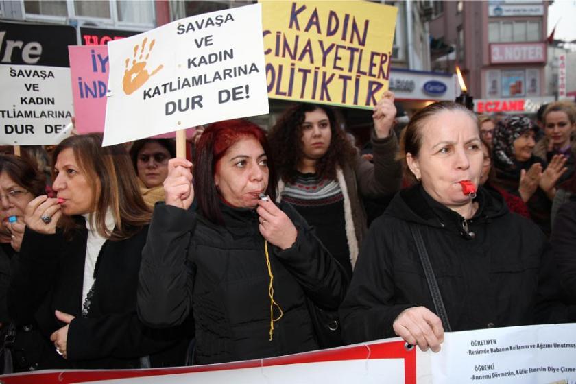 Balıkesirli kadınlar: Mücadeleye devam edeceğiz