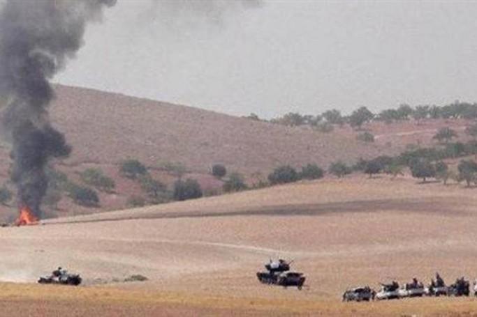 Fırat Kalkanı'nda 1 asker daha yaşamını yitirdi