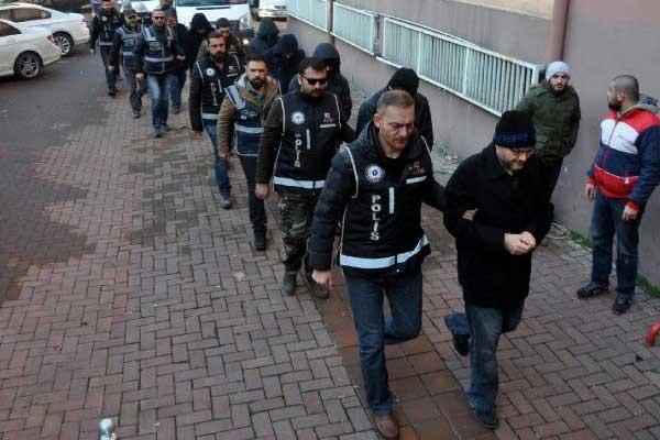 Bartın'da akademisyenler serbest bırakıldı