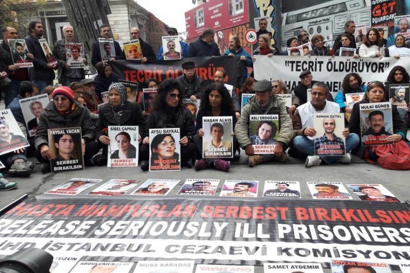 'Hasta tutuklu Mehdi Boz serbest bırakılsın'