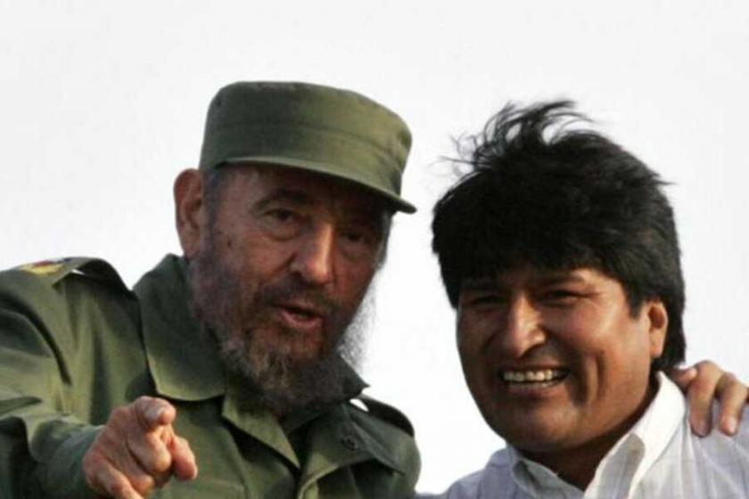 Morales: Bir daha asla Fidel gibi bir yoldaş olmayacak