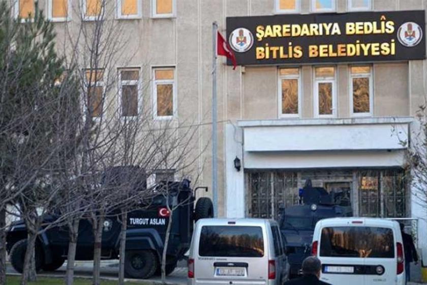 Bitlis Belediyesi'ne kayyım atandı