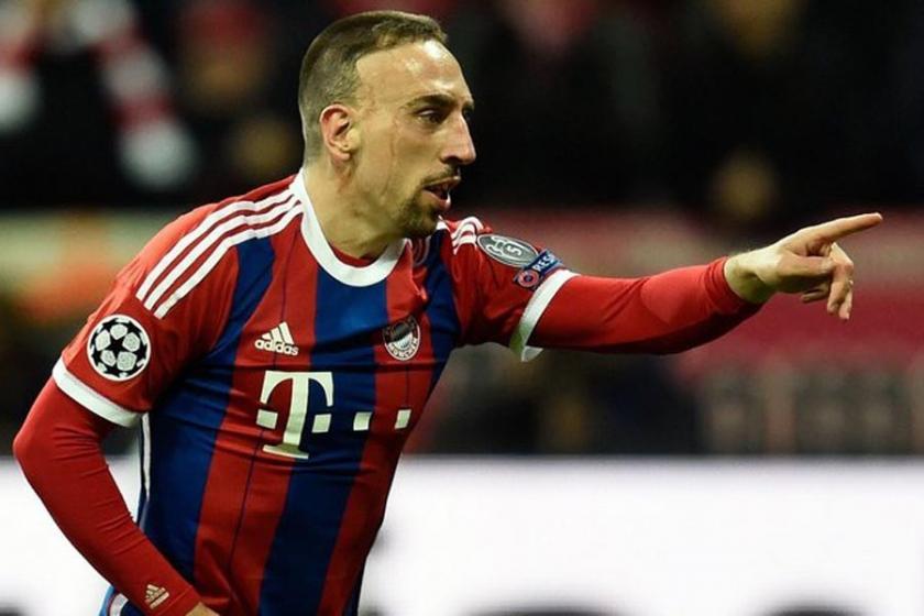 Ribery, 2018 yılına kadar Bayern'de!