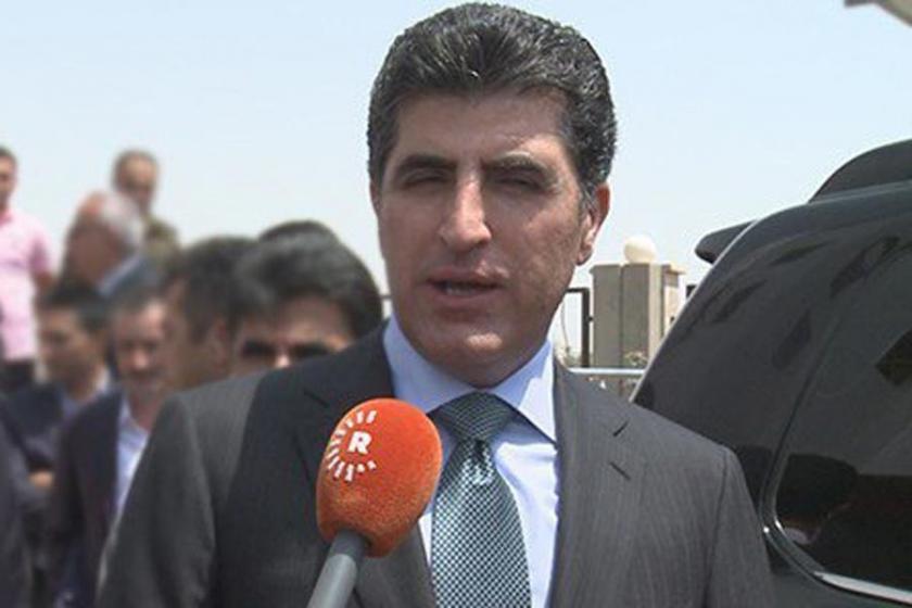 Neçirvan Barzani: Çözüm süreci Türkiye'nin iç meselesi