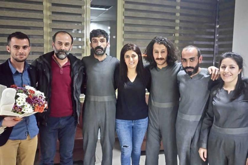 Amed Tiyatro Festivali'ne tiyatro topluluklarından destek