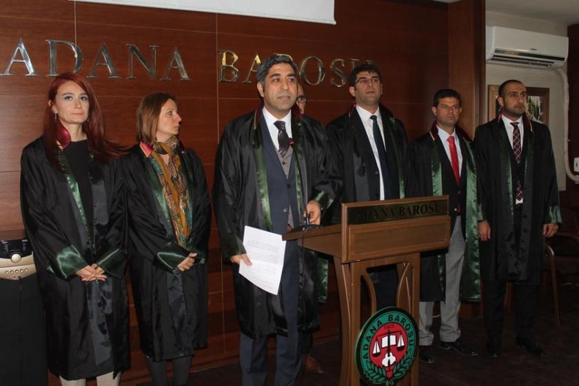 Adana Barosu: Elçi'nin failleri cezasız bırakılmak isteniyor