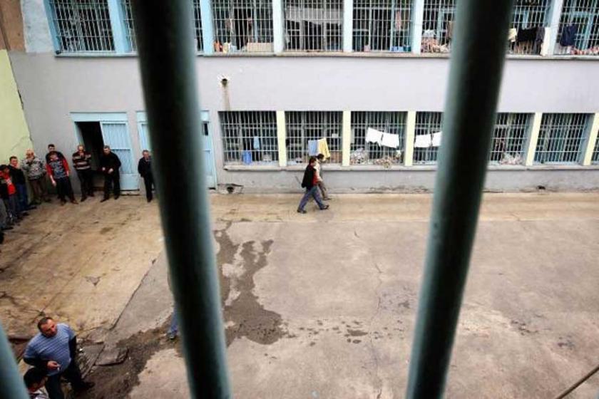 Cezaevlerinde bulunan kişi sayısı yüzde 11,7 arttı