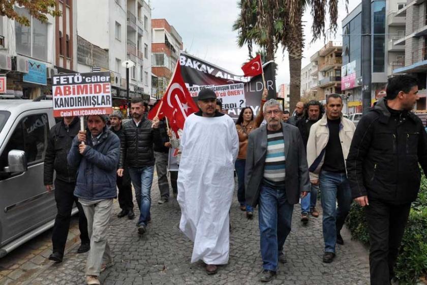 Kılıçdaroğlu'nun kardeşinin 'FETÖ' yürüyüşü sona erdi
