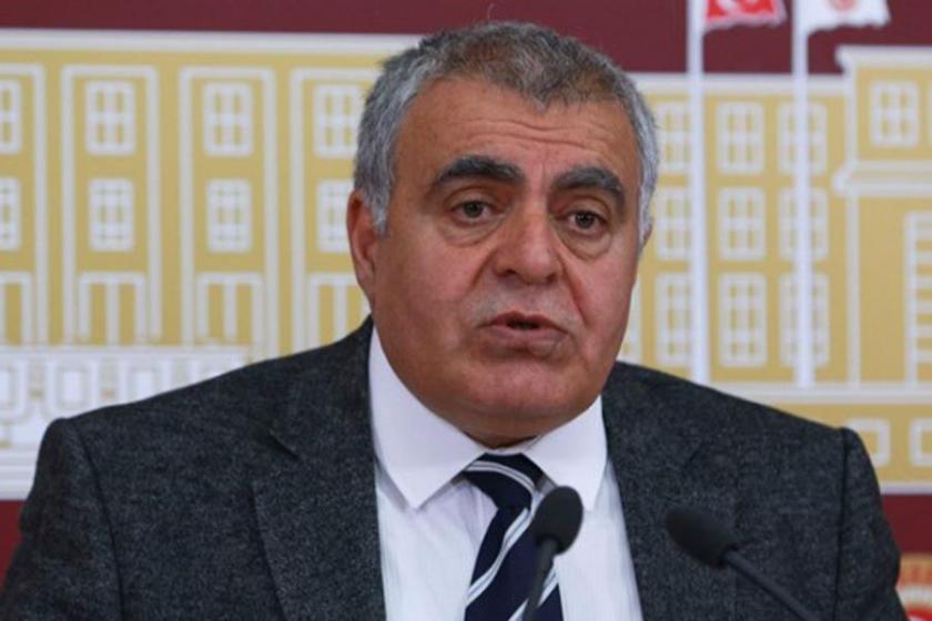 HDP Milletvekili Doğan Şirvan'ı meclis gündemine taşıdı