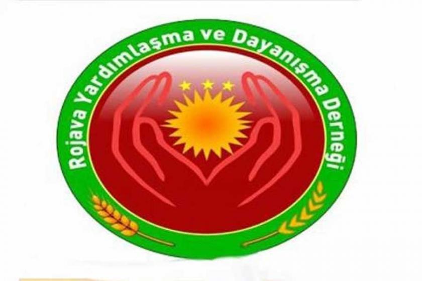Mühürlenen Rojava Derneği'ne polis baskını