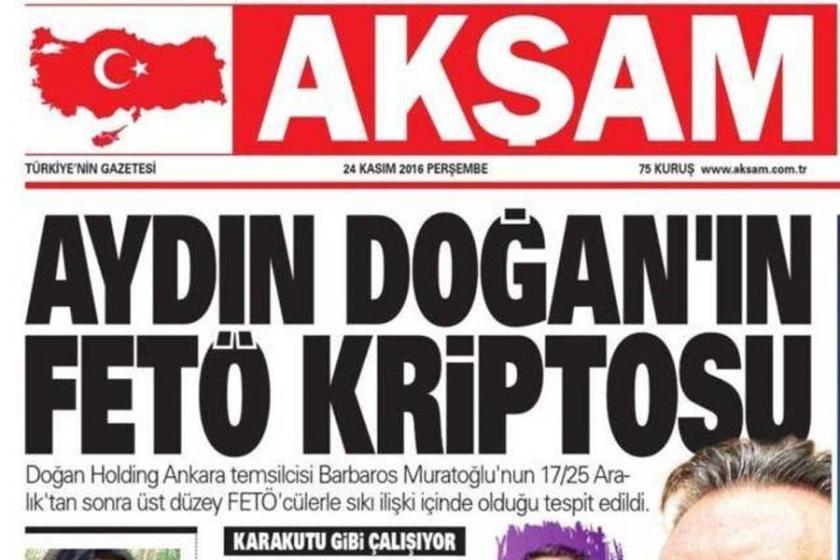 Doğan Holding'in Ankara Temsilcisi 'FETÖ'den gözaltında